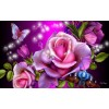 Flower Diamond Painting Kit Flower-81