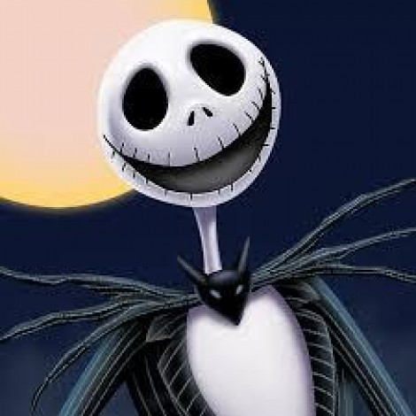 Skellington Diamond Painting Kit