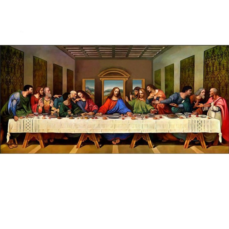 The Last Supper Diamond P...