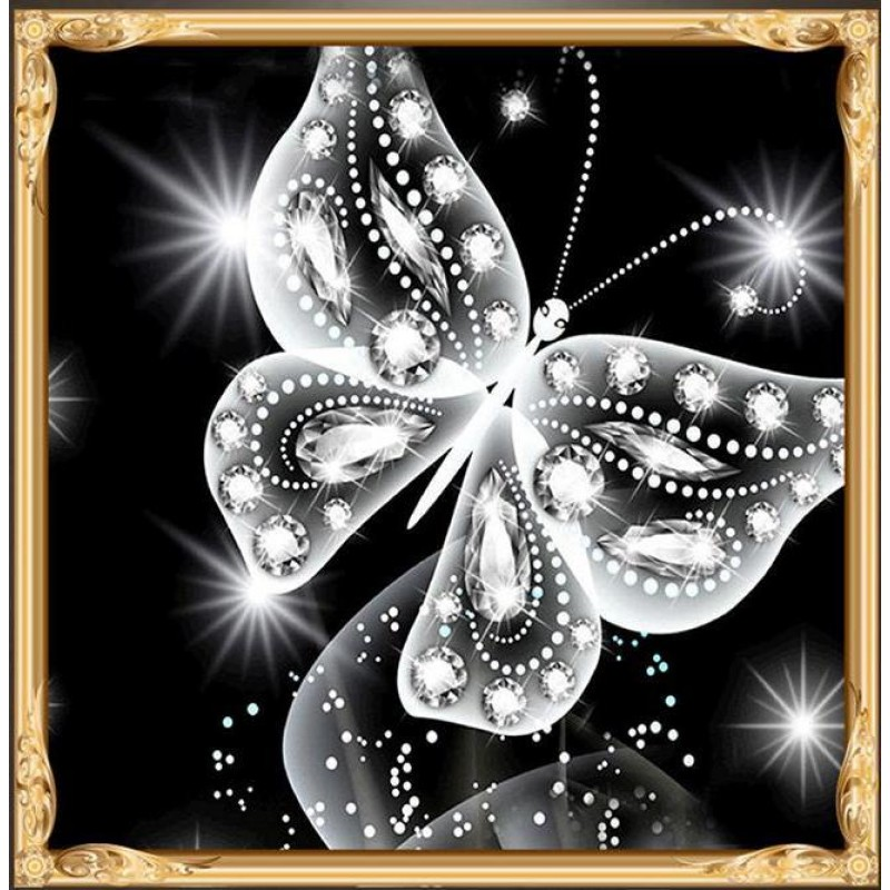 Butterfly Special Shaped ...