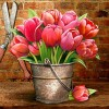Flower Diamond Painting Kit Flower-26